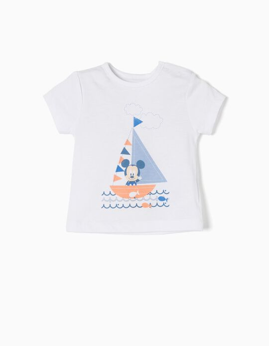 T-shirt Mickey Sailor