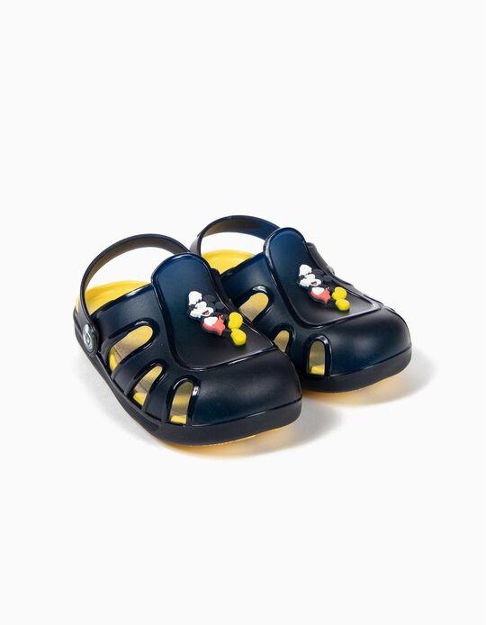 Sandálias para Menino 'Mickey, Azul