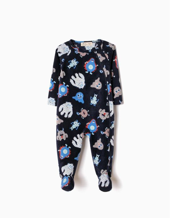 Babygrow Polar Little Monsters
