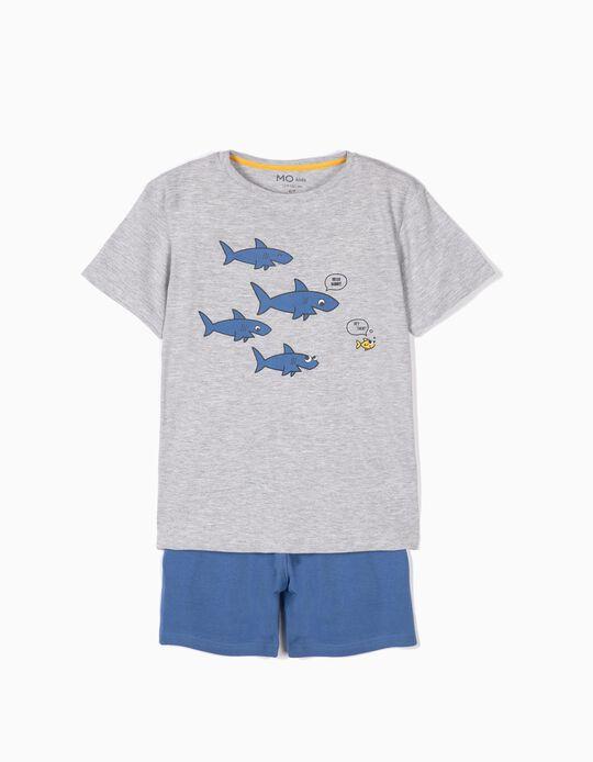 Pijama tubarões
