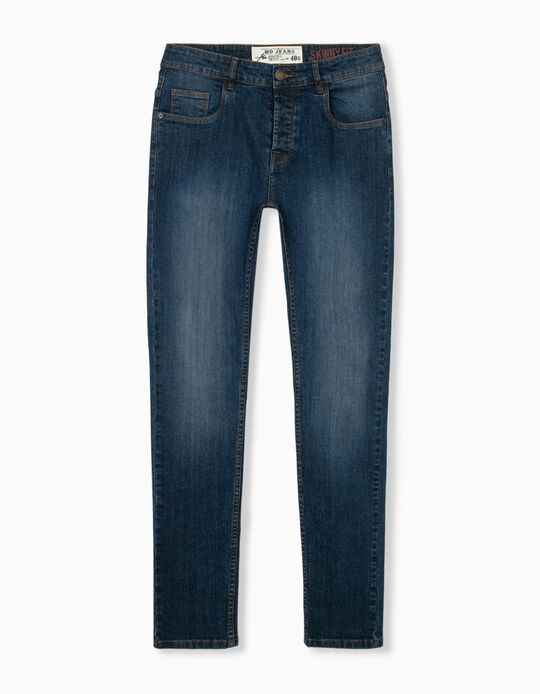 Skinny Leg Trousers
