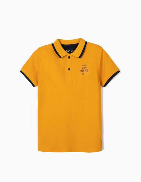 Short Sleeve Polo Shirt for Boys