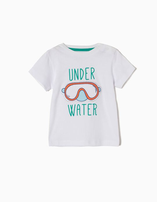 T-shirt Estamapda Underwater