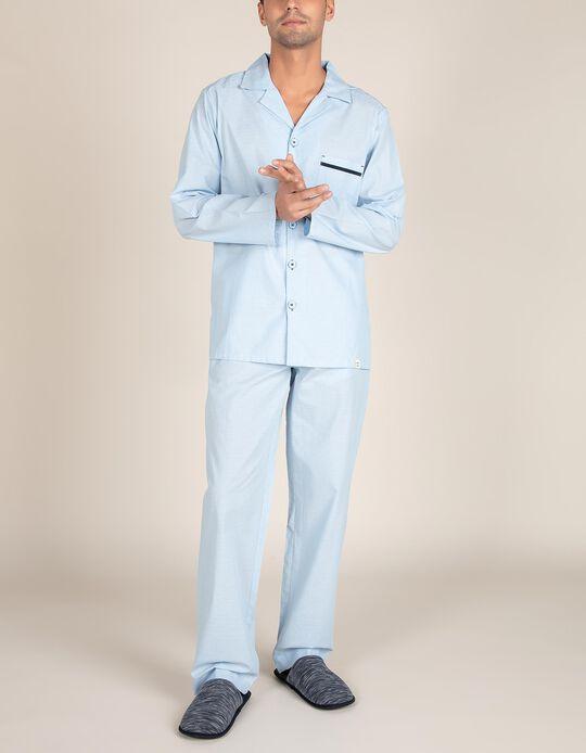 Conjunto de Pijama Camiseiro