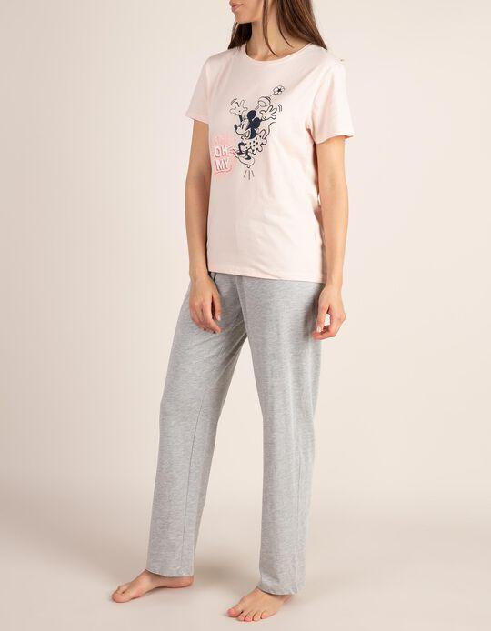 Conjunto de pijama com estampado Minnie