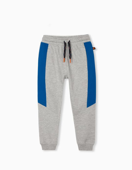 Joggers for Boys, Grey