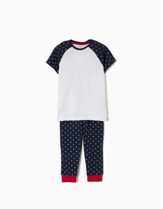 Pijama T-shirt Wheel