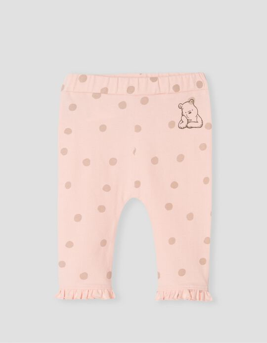 Dotted Trousers, Babies, Pink