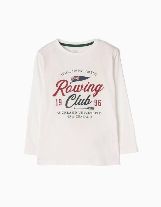 T-shirt Manga Comprida Rowing Club