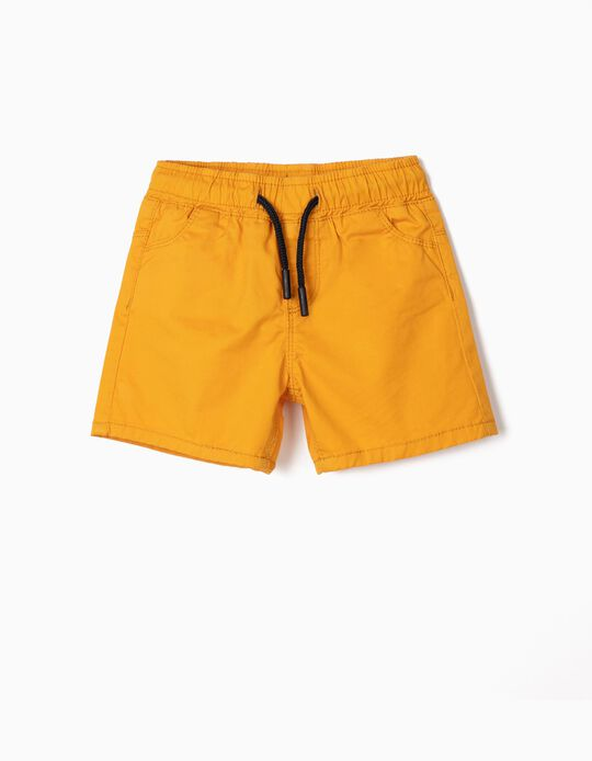 Shorts with Elastic Waistband, Babies
