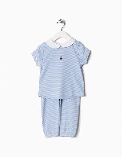 Pijama riscas