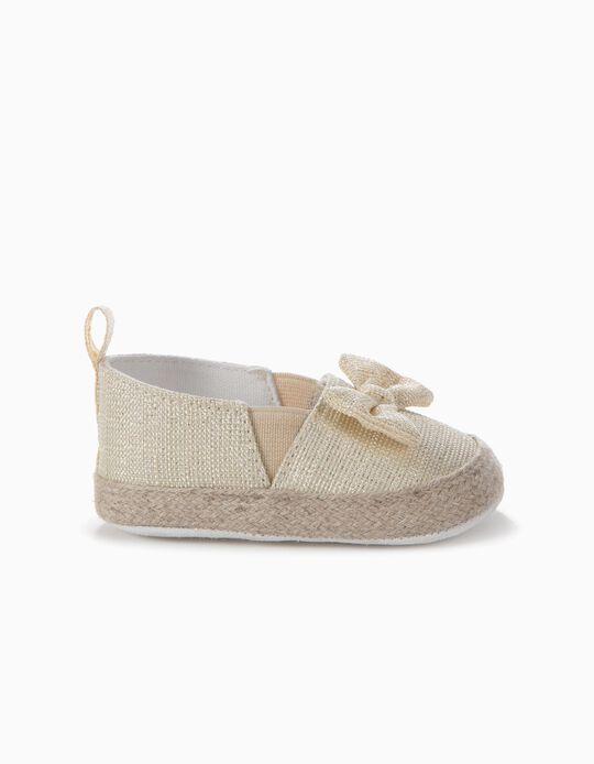 Sapatos Pre-Walker Glitter