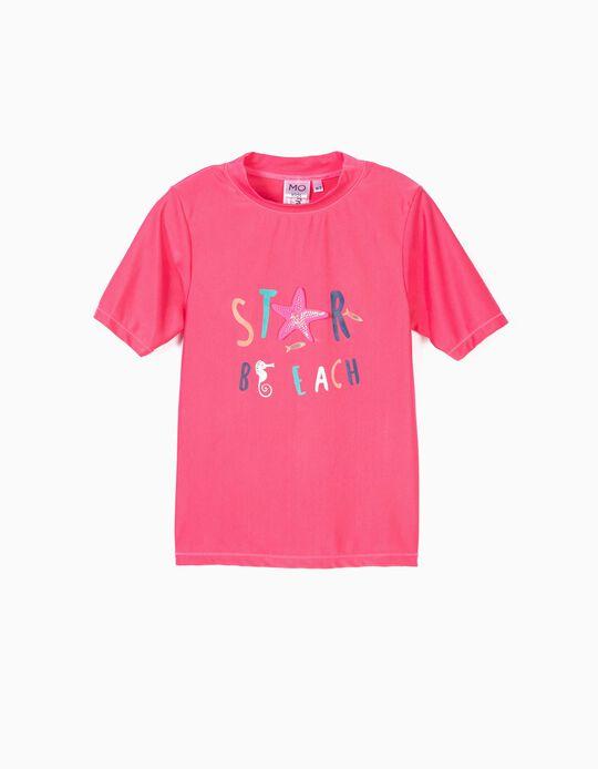 T-shirt Star Beach