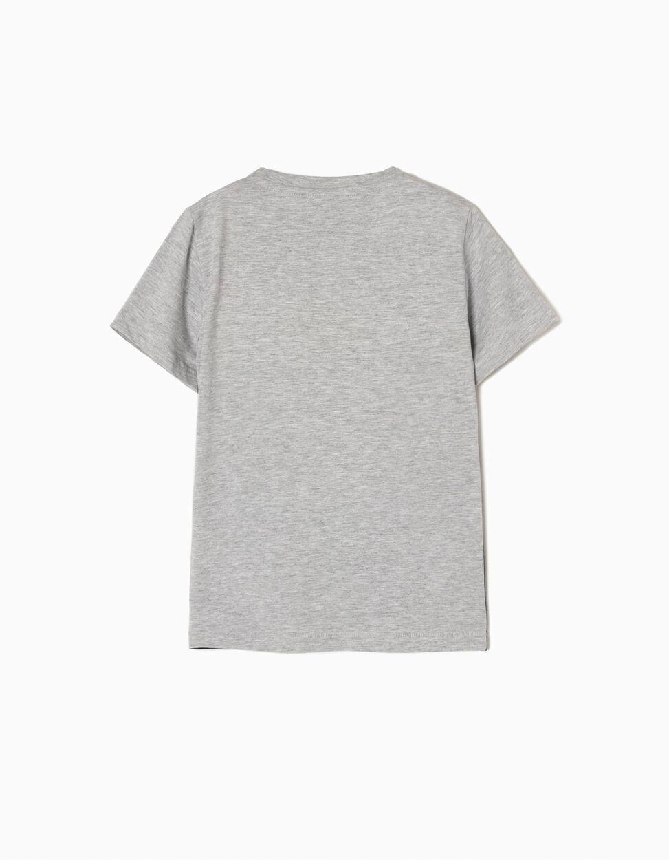 T-shirt Risca Coral