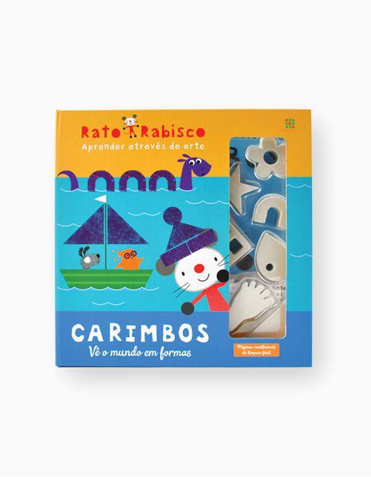 Livro com Carimbos Edicare