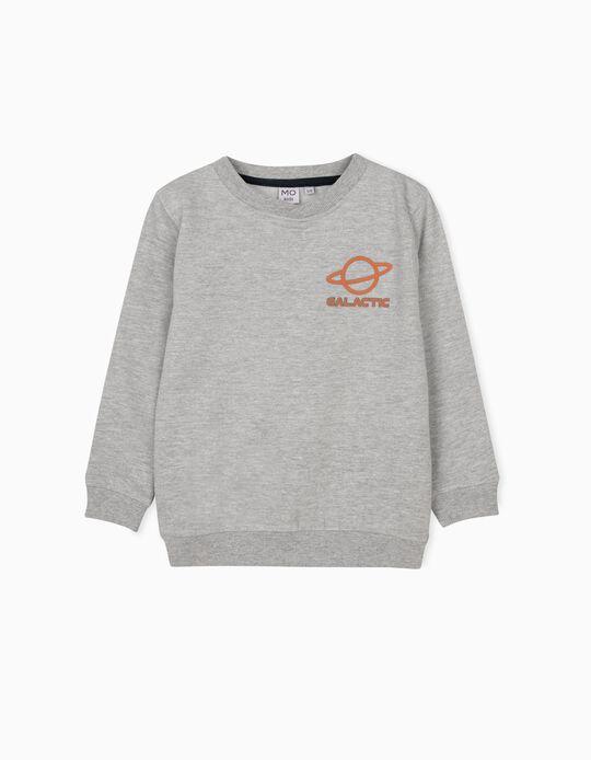 Sweatshirt cardada Galactic