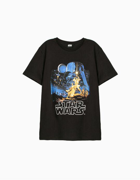 T-shirt 'Star Wars' para Homem