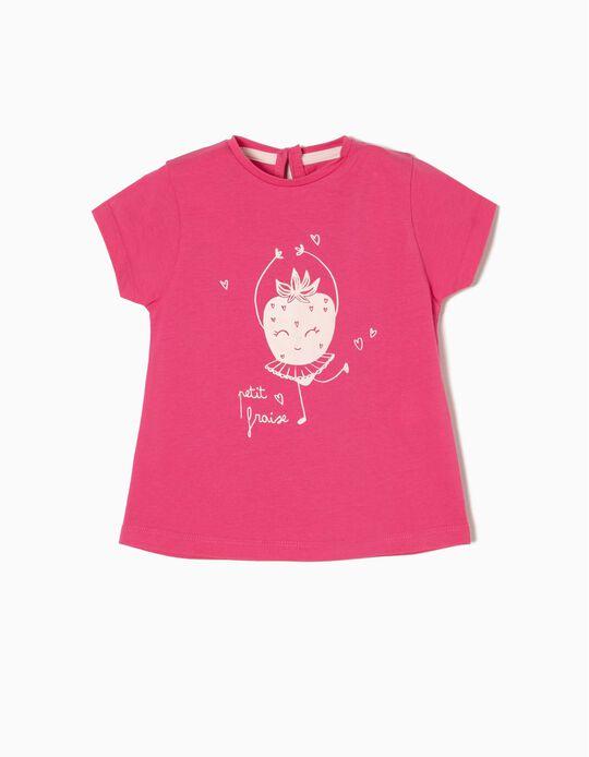 T-shirt Petit Fraise