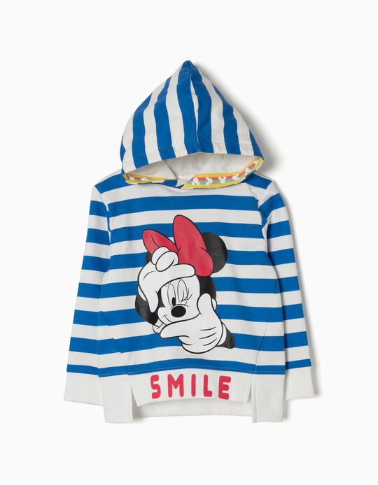 Sweatshirt Capuz Minnie