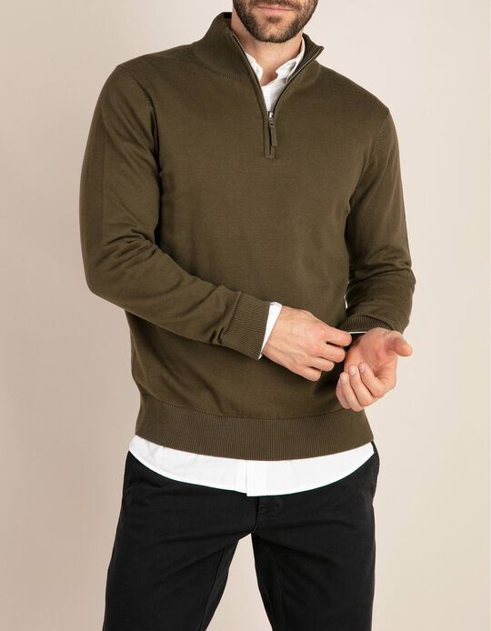 Roll-Neck Jumper