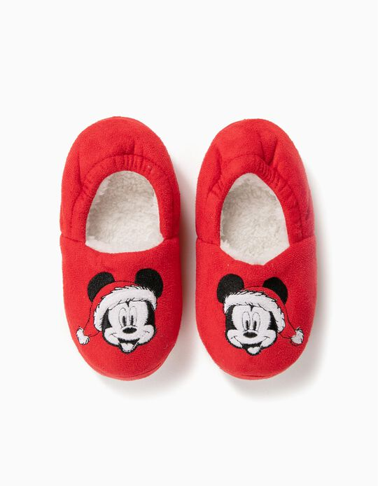 Pantufas Mickey Christmas