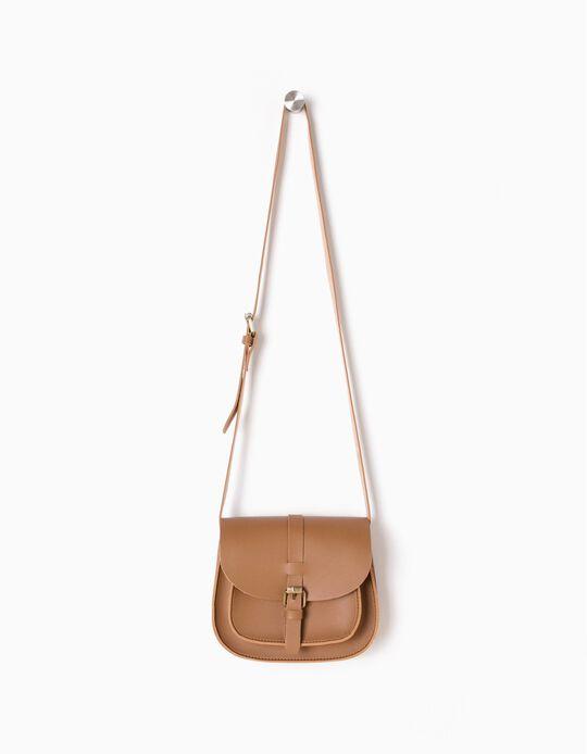 Crossbody Bag, Brown