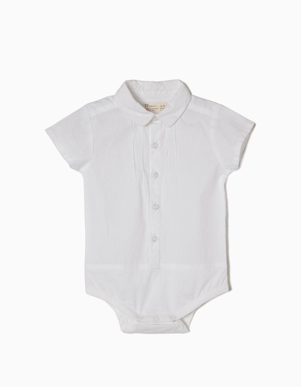 Body Efeito Camisa