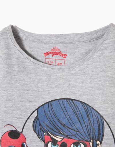 T-shirt Ladybug & Borboletas Vermelha