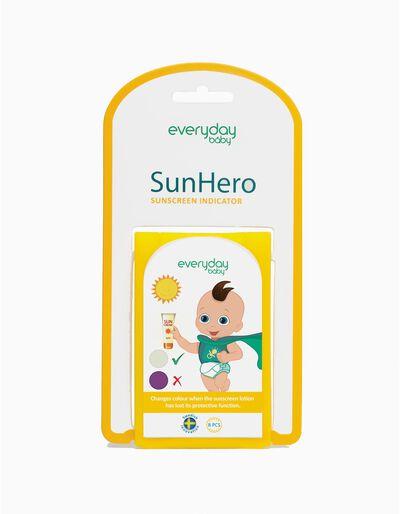 Indicador Proteção Solar Everyday Baby 10 un.