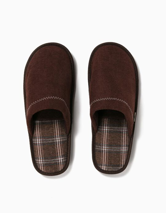 Bedroom Slippers, Men