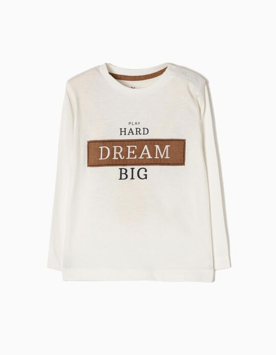 T-shirt Manga Comprida Dream