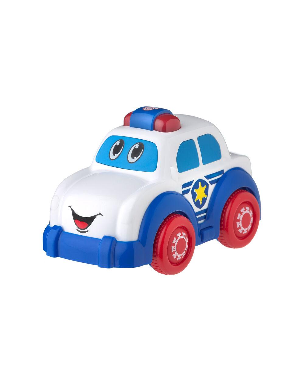 Carrinho de Polícia Playgro