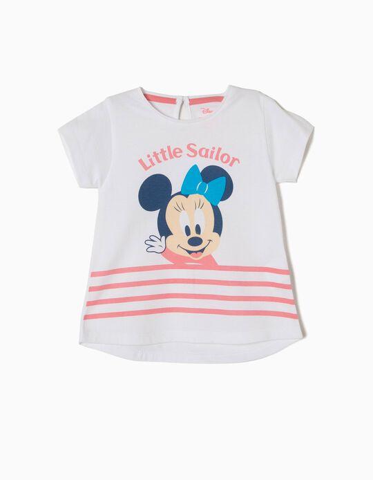 T-shirt Minnie Little Sailor