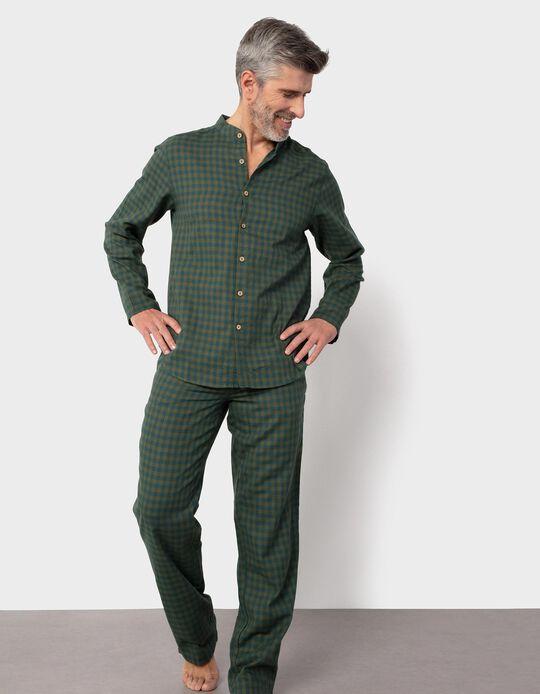 Chequered Pyjamas for Men