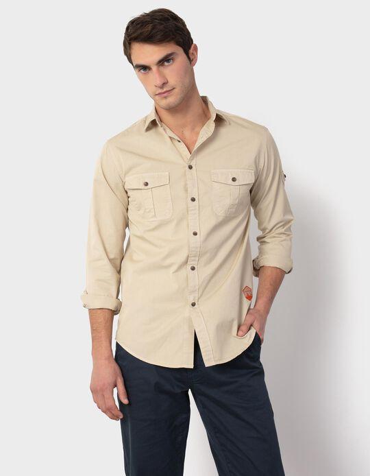 Shirt with Pocket, for Men