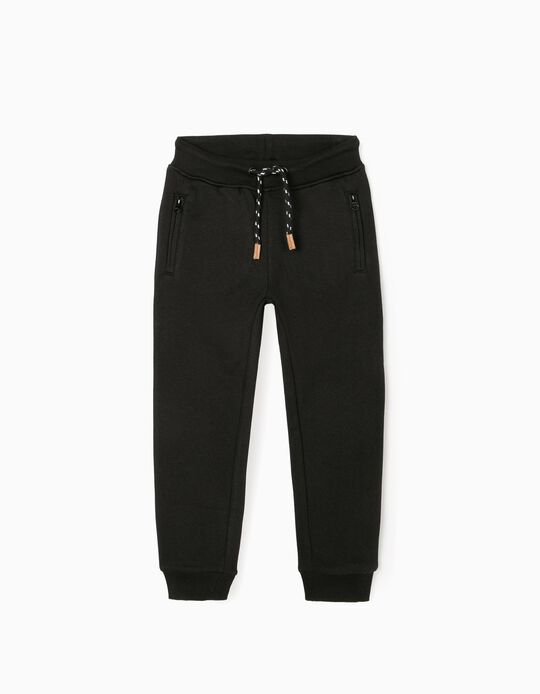 Joggers for Boys, Black
