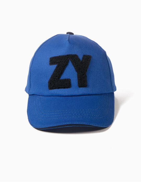 Boné ZY Azul