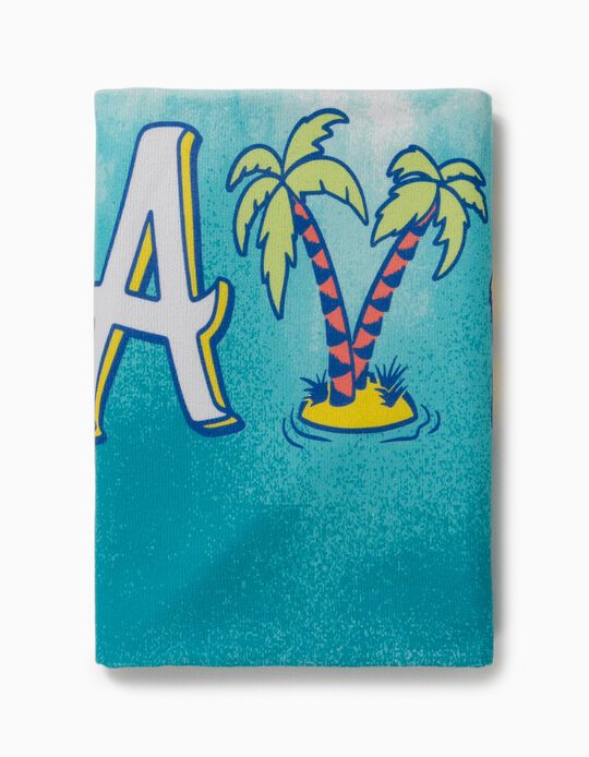 Beach Towel, Tropical, for Boys