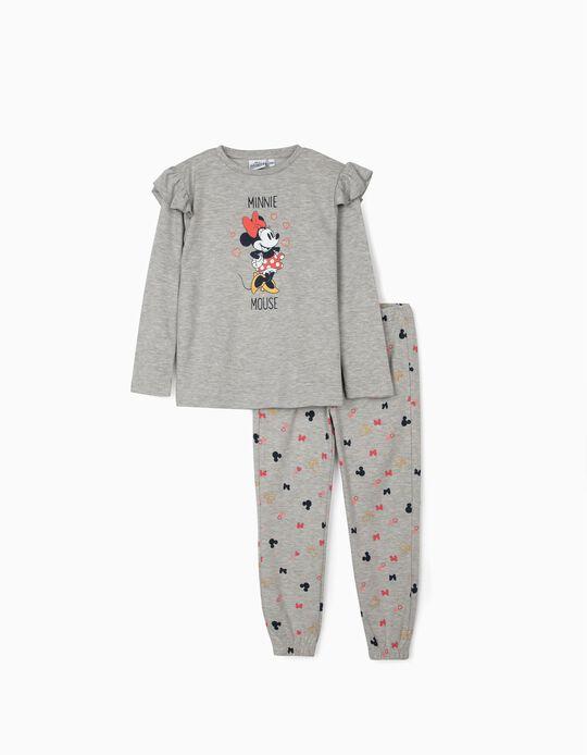 Pijama para Menina 'Minnie Mouse', Cinza