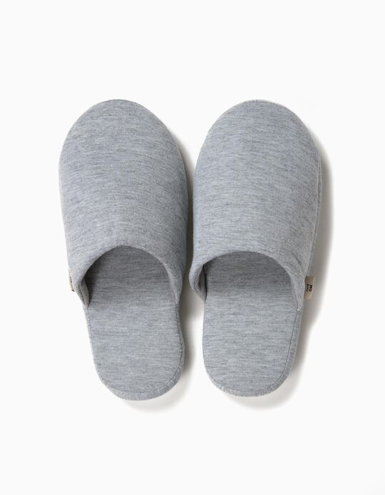 Plain Bedroom Slippers