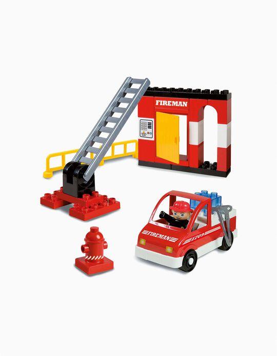Brinquedo 18M+ Único  40 pçs