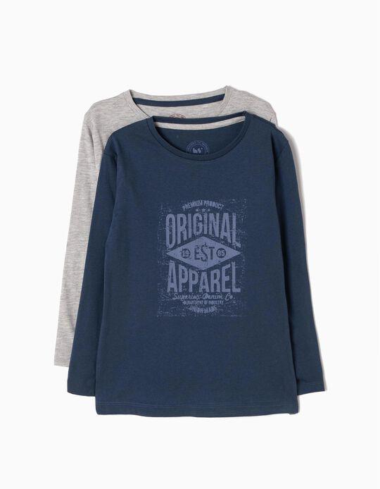 Pack 2 T-Shirts Original Apparel