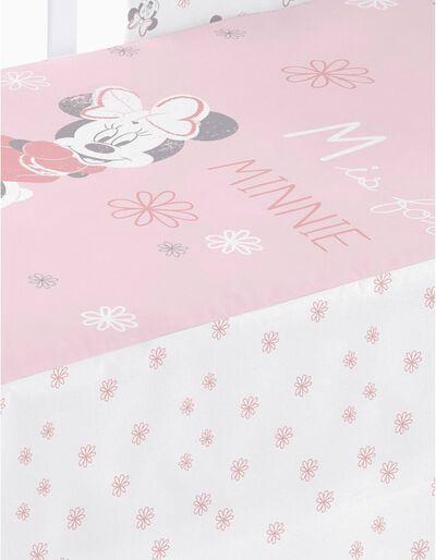 Edredão & Resguardo 120x60cm M Is For Minnie Disney