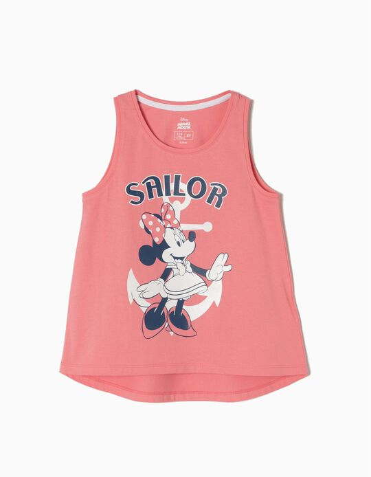 T-shirt Minnie Sailor