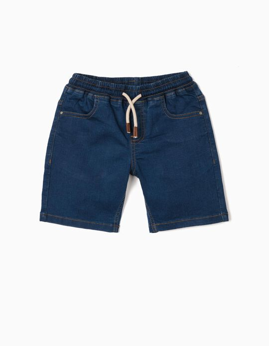 Denim Shorts, for Boys