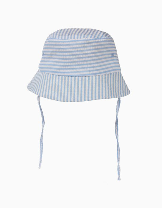 Striped Hat for Baby Boys