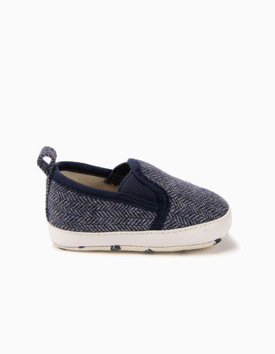 Sapatilhas Pre-Walker Slip-on Lã