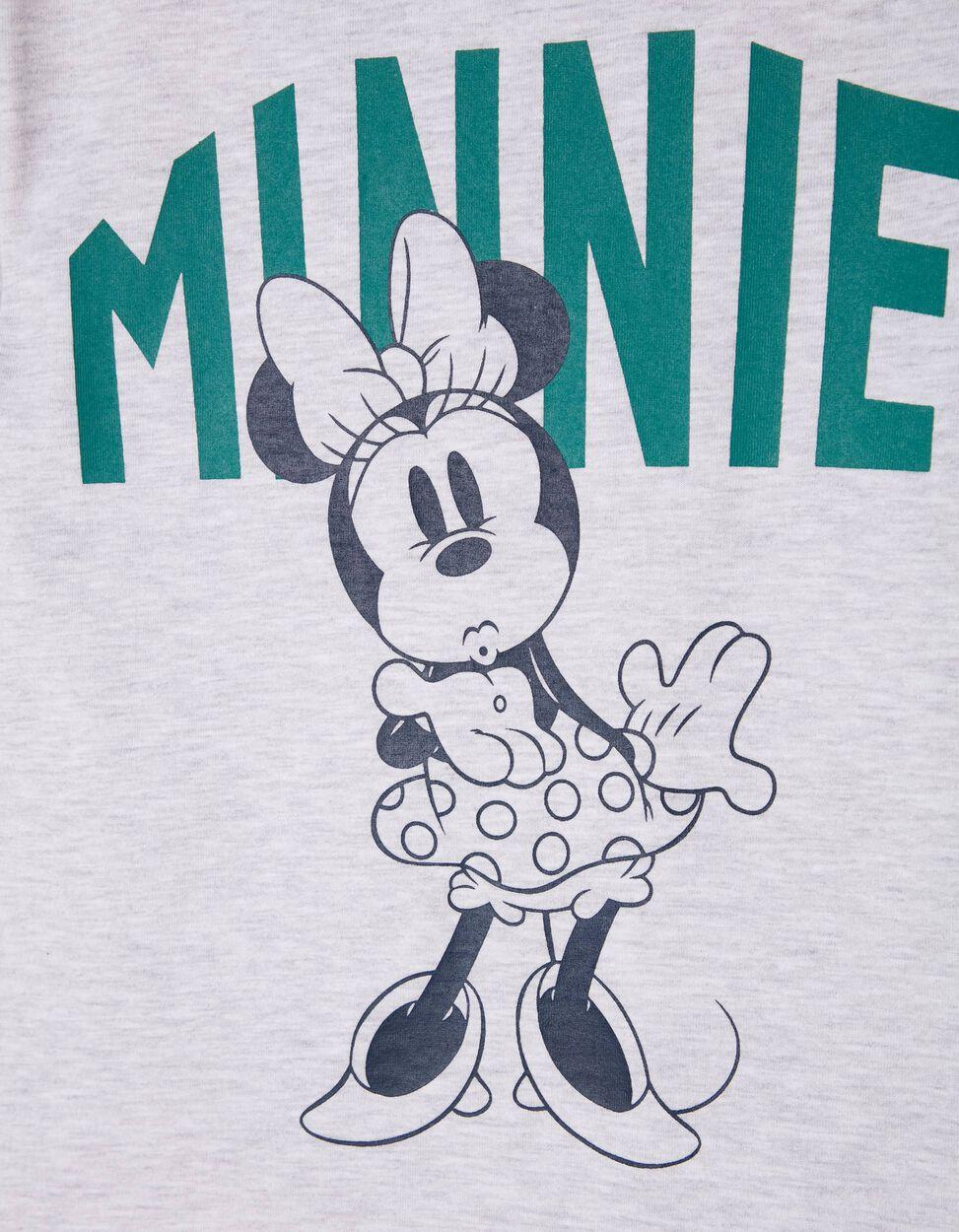 T-shirt Manga Comprida Minnie Kiss