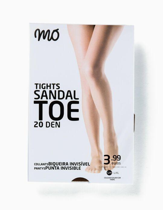 Collants Sandal Toe