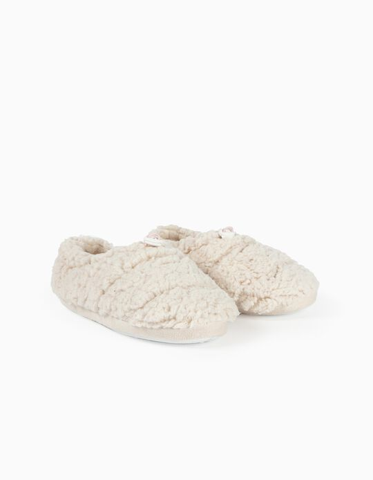 Fleece Slippers